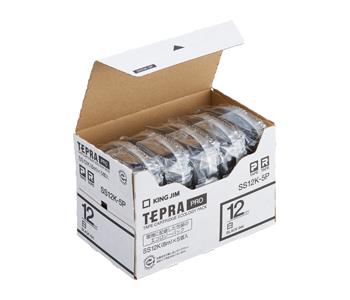 「テプラ」PROテープカートリッジ エコパック(5個入り・10個入り)