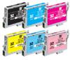 エコリカ リサイクルインクカートリッジ(エプソン IC32シリーズ互換)