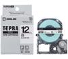 「テプラ」PROテープカートリッジ 白ラベル