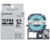 「テプラ」PROテープカートリッジ 透明ラベル